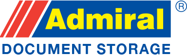 Admiral Document Storage Logo