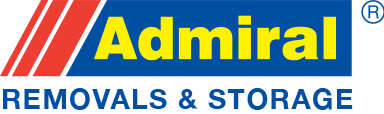 Admiral Removals & Storage Logo