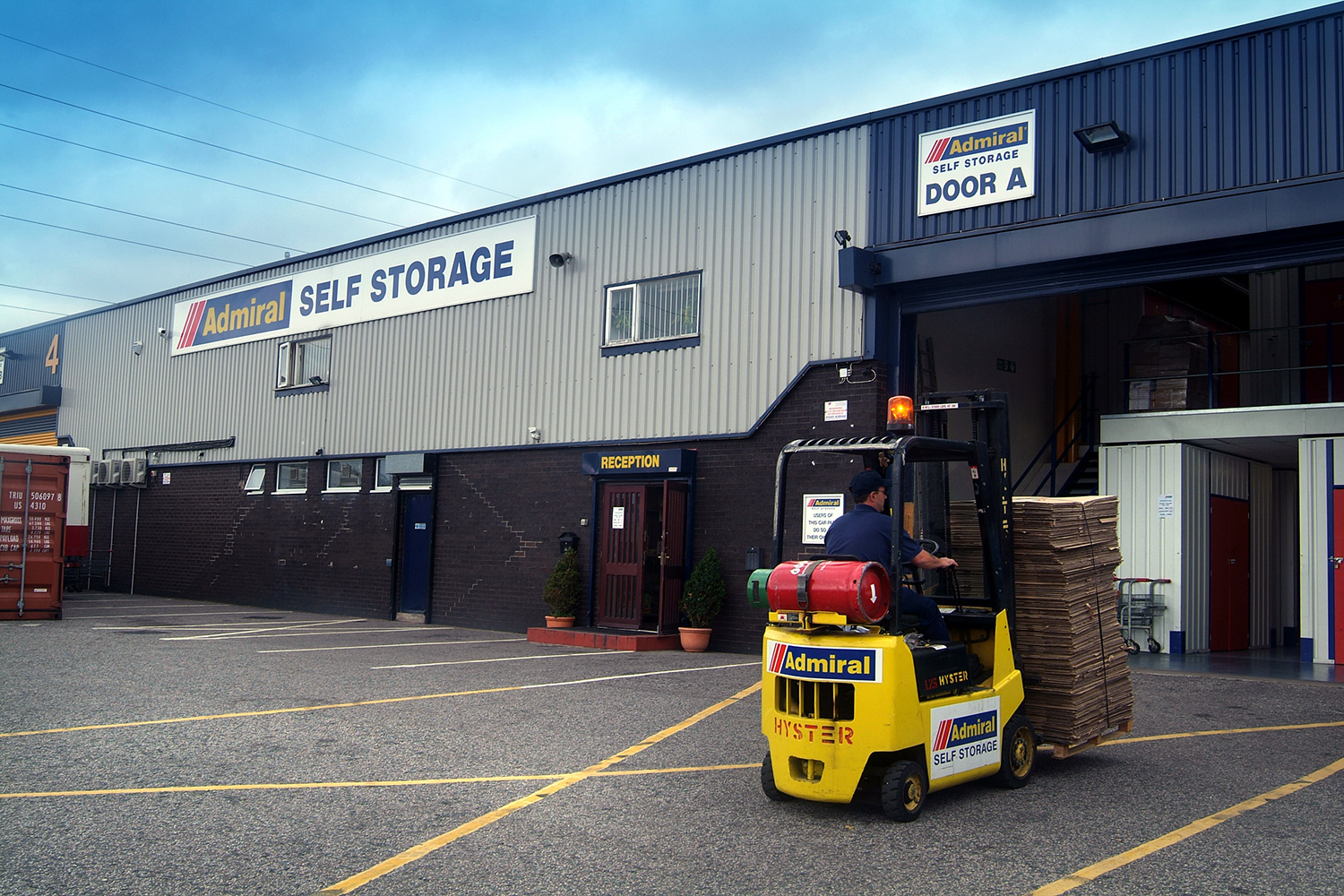 Business Storage Warehouse Walsall