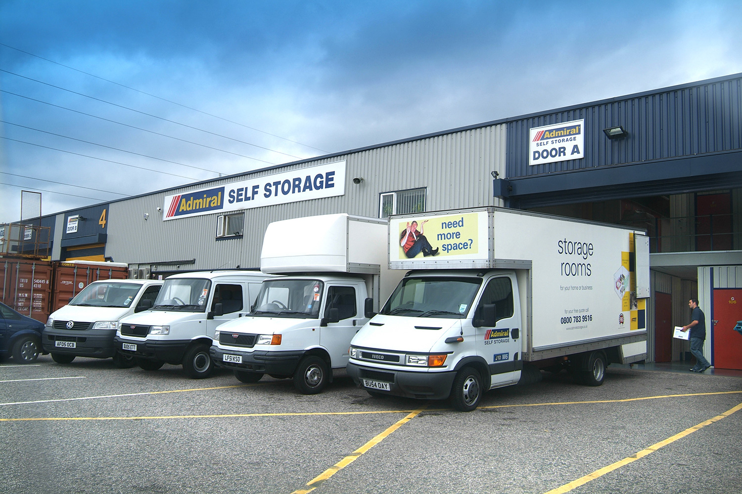Removals Company And Storage Services Firm For Household Home And Office Furniture Removals By