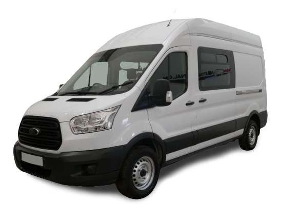 Ford Transit Economy 6 or 7 Seater