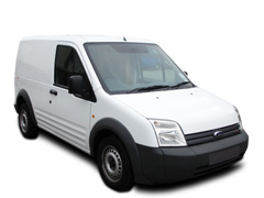 Ford Transit Connect / Combo Style Van