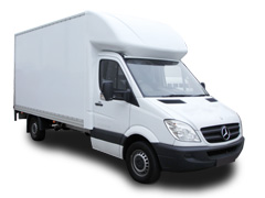 Large Luton Van With & Without Tail Lift