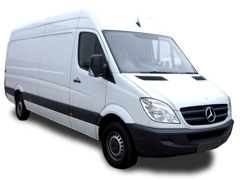 5f456d19aa Mercedes 311CDi Long Wheelbase High Top Van